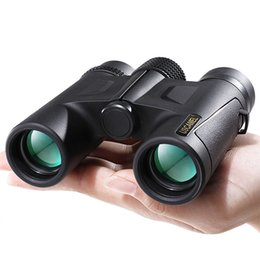 Telescope Military Australia - Military HD 10x42 Binoculars Telescope Professional Hunting Telescope Zoom High Quality Vision No Infrared Eyepiece Gifts