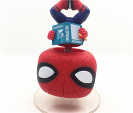 Spider Man Action Figures For Australia - Handstand Spider Man Action Figures Funko Pop Dolls Anime Collection For Children Present Bardian Fashion 34bxb