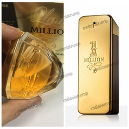 perfumes for ladies 2019 - Perfume New Lady and men 80 ML 100 ml Million Perfume Fragrance Cologne Good Quality Smell well for Christmas Gift disco