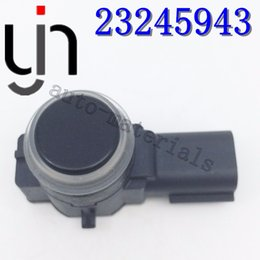 Ring gs online shopping - 1pcs original part PDC car Parking Sensor Bumper Reverse Assist for G M with rings Bumper