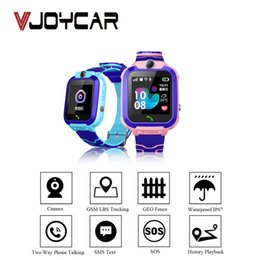 swim wear top NZ - China Top Quality Smart Watch Kids Waterproof IP67 Wear to Swim LBS GSM Tracker Map Tracking FREE APP Camera Photo Simple & Best