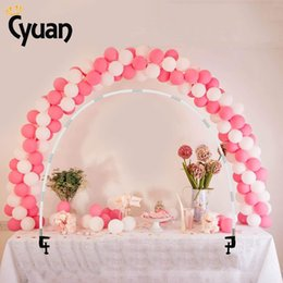 $enCountryForm.capitalKeyWord NZ - Balloon Arch Kit Balloon Arches Table Stand Photobooth Props Decoration Birthday Wedding Event Party Graduation Party Decoration Y19061502