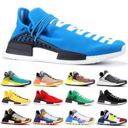 2596849509980 Discount nmd human race - 2019 Human Race NMD Running Shoes Pharrell  Williams Hu trail Oreo