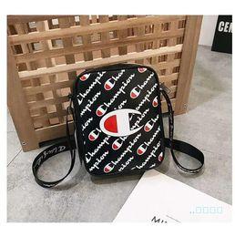 Branded Crossbody Bag Champion Letters Handbags Purses Women Men Fanny Pack Waist Chest Bags PU Shoulder Bag Beach Sports Tote 2019 C61706 on Sale