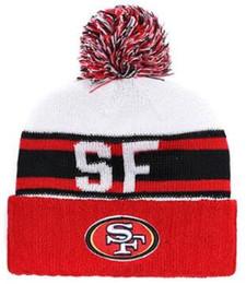 $enCountryForm.capitalKeyWord UK - Wholesale San Francisco beanie Sport Winter Hats SF 49 Stitched Team Logo Brand Warm Men Women Knitted Caps Cheap Mix order snapback hat