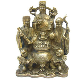 Chinese  NEW ++Copper Home Furnishing Feng Shui fortune felicitous wish of making money manufacturers