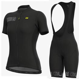 $enCountryForm.capitalKeyWord NZ - ALE team Cycling Short Sleeves jersey (bib) shorts sets 2019 summer new Top Brand Quality Mtb Sport Quick Dry women