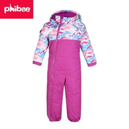 Inverno Bambino Abbigliamento Set Toddler Piumino Inverno Caldo neonato Infantile Tutina bambini Costume da ragazza Tuta da sci