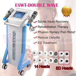 electro equipment 2019 - Newest Stand Gainswave and Smartwave Low frequency shockwave therapy device electro magnetically shock wave therapy equi