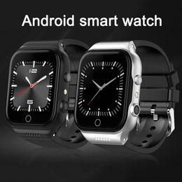 Smart Watch Wifi Camera Australia - X89 3G WIFI GPS Smart Watch Android Support 8G 32GB SIM Card Bluetooth with Camera 1.54 Inch Man Women Teens Children Watches
