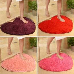 $enCountryForm.capitalKeyWord Australia - Chenille Bath Mat For Kitchen Toilet Super Soft Non-Slip Carpet Bathroom Carpet Absorbent Bath Rug Towel Bedroom Rug Rectangle Carpet