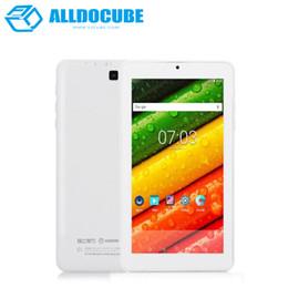 $enCountryForm.capitalKeyWord Australia - ALLDOCUBE C1 7inch Tablets PC 1024*600 IPS Android7.1 RK3126 Quad Core 1GB Ram 8GB Rom Bluetooth Dual Camera