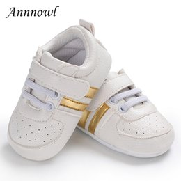 loafer shoes for girls 2019 - Baby Sneakers Hook-and-loop Infant Girls Shoes for 1 Year Old Loafers Soft Trainers Toddler Boy Tennis Moccasins Christi