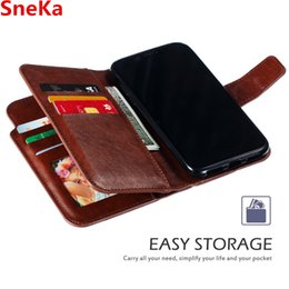 $enCountryForm.capitalKeyWord Australia - Leather case on For iPhone 7 6 6S 8 Plus 5 5S SE Case Cover iPhone X XS Max XR Case Wallet card holder Magnet Flip Phone cases