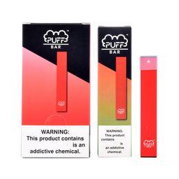 Großhandel Hohe Qualität Puff Bar Vape Pen Pod Kit Portable Vape Starter Kit 1,3 ml Pod Dickes Öl Cartridges 280mAh Batterie Einweg Vaporizer