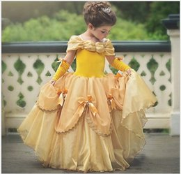 $enCountryForm.capitalKeyWord Australia - High Quality Girls Lace Princess Dress Girl Tutu Dresses Ball Gown Children Wedding Party Dress Christmas Birthday Gifts