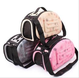 $enCountryForm.capitalKeyWord Australia - S L Pet space bag foldable EVA pet single shoulder bag outdoor backpack pet space bag