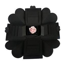 $enCountryForm.capitalKeyWord UK - Fashion Unique Explosion Gift Box DIY Surprise for Scrapbook Photo Album Valentines Day