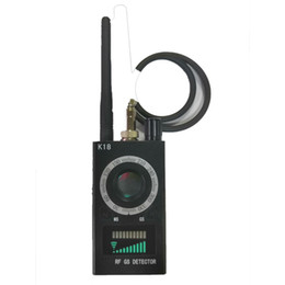 $enCountryForm.capitalKeyWord Australia - 1MHz-6.5GHz K18 Multi-function Camera Detector Camera GSM Audio Bug Finder GPS Signal Lens RF Tracker Detect Wireless Products