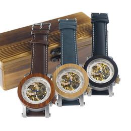 $enCountryForm.capitalKeyWord Australia - Bobo Bird Mechanical Fashion Watches Men Automatic Waterproof Business Watch In Gift Box Color Optional Y19021401