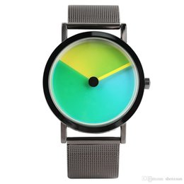 latest fashion ladies watches UK - Latest Men's Quartz Wristwatch Fashion Turntable Design Exquisite Ladies Watches Creative Clock Gift Multi-color Relogio Feminino