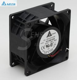 $enCountryForm.capitalKeyWord Australia - Delta PFC0812DE 80mm 8cm 8038 12V 3.30A 4-pin pwm industrial case axial cooling fans of violence