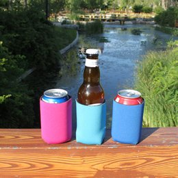 $enCountryForm.capitalKeyWord NZ - Extra Cost Custom Multicolor Stubby Holders Neoprene Can Cooler Bags Beverage Sleeve Holder For Beer Cans Wine Stubby Beer