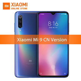 Mi phone inch online shopping - Original Xiaomi Mi GB RAM GB ROM Mi9 Mobile Phone Snapdragon Octa Core quot AMOLED Full Screen MP Rear Camera
