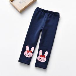 Toddler Corduroy Australia - good quality 2019 Autumn Winter Girls Pants Children Cotton Warm Pant Girls Kids Cartoon Thick Trousers Toddler Girls leggings