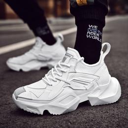 $enCountryForm.capitalKeyWord Australia - 2019 New Summer Super Cool Platform Shoes Men Western Style Soft Mens Casual Sneakers Flat Heels Novel Tenis Male Footwear