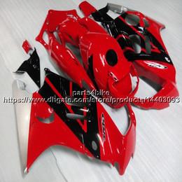 $enCountryForm.capitalKeyWord Australia - Custom+Botls ABS red Fairing For Honda CBR600F3 1997-1998 CBR600 F3 97 98 CBR 600F3 Body Kit motorcycle panels