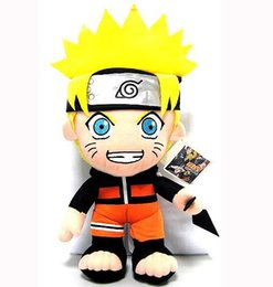 Wholesale uzumaki naruto cosplay costumes for sale - Group buy Plush Anime Naruto Uzumaki Naruto Plush Toy Cosplay Costume Soft Stuffed cute Doll Gift Pet Supplies