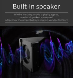 projection videos UK - LED projector UC20 home company theater Projection Dist 0.6-4M 15ANSI video movie film 1080P for free shipping 06