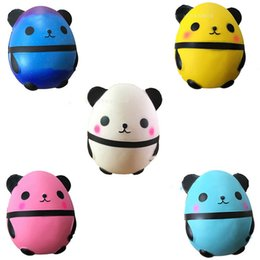 Wooden Fantasy Toys NZ - Factory Jumbo Squishy Kawaii Panda Bear Egg Candy Soft Slow Rising Stretchy Squeeze Kid Toys Relieve Stress Bauble Children's Day Gifts