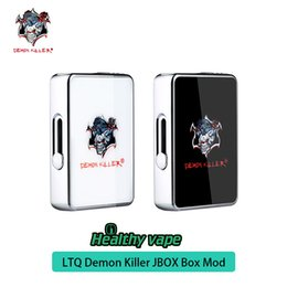 best service bc8d7 cc9a6 Mod button switch online shopping - 100 original Demon Killer JBOX Mod mAh  LED Air activated