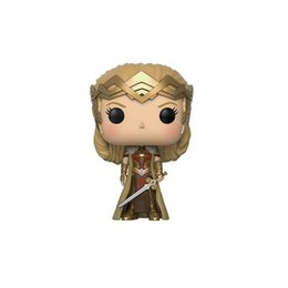 $enCountryForm.capitalKeyWord UK - Funko POP Hippolyta Wonder Woman 174# Anime Figures Hot Toys Birthdays Gifts Doll Hot Sale PVC New Arrvial Free Shipping