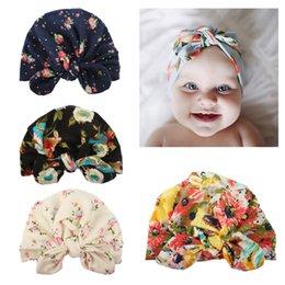 SZYADEOU 2019 Fashion New Hot Cute Newborn Toddler Kids Baby Boy Girl Turban  Cotton Beanie Hat Winter Warm Cap Freeship 05 0c32eeefb392