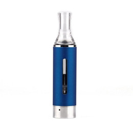 Vaporizer Pen Clearomizer UK - Newest Colorful MT3 VAPE Tank Vaporizer Clearomizer 2.4ml For Electronic Cigarette PEN 510 Thread EGO T EVOD Battery High Quality