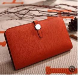 $enCountryForm.capitalKeyWord Australia - Women Men Passport Holder Designer Travel Cover Case Minimalist Credit Card Holder Genuine Leather Wallets