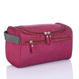 98ecc1a83 Women Make Up Bag Zipper Toiletry Storage Travel Wash Pouch Waterproof  Cosmetic Makeup Organizer Large Washing Beauty Case