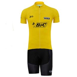 cycling jersey skinsuit Australia - 2019 BIC Cycling Jersey Quick Dry short sleeve Cycling Skinsuit Bike Jersey Clothes For Riding Ropa ciclismo hombre