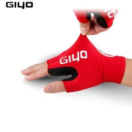 Bicycle Mittens Australia - Giyo Cycling Gloves 2019 Men Pro Gel Pad Racing Bike Bicycle Gloves Motorcycle Sports Gloves Mittens Luva Ciclismo