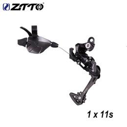 $enCountryForm.capitalKeyWord Australia - ZTTO Mountain Bicycle 1X11 11Speed Rear Shifter Derailleur Groupset for xt k7 mountain bike crankset parts 11s system