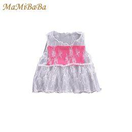 $enCountryForm.capitalKeyWord NZ - Baby Girls T-shirt Kid 2019 New Summer Fashion O-neck Sleeveless Child Tops For Girl T Shirt Cotton Cute Children Clothing Fd033