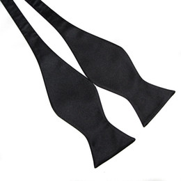 $enCountryForm.capitalKeyWord Australia - 2019 solid colour bowties Self Tie Men's open bow Ties butterflies necktie