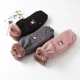$enCountryForm.capitalKeyWord Australia - good qulaity 2019 fashion girls trousers pants children cartoon long fleece velvet outfit clothing winter warm thicken leggings bebe