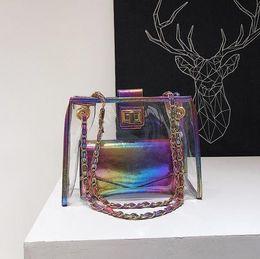 $enCountryForm.capitalKeyWord Australia - Famous brand Designer fashion women bags luxury bags jet set travel lady PU leather handbags purse shoulder tote female 6821