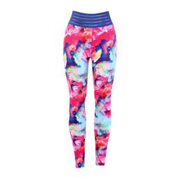 $enCountryForm.capitalKeyWord UK - 2019 Printed Yoga Pants Women Fitness Sports Tight Running Leggings Sport Pants Women Yoga Leggings Quick Dry Breathable Dance Pant