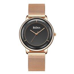 $enCountryForm.capitalKeyWord Australia - BIDEN Men Watch Fashion Simple Japan Quartz Waterproof Watches For Male Clocks 2019 New Gift relogio masculino #a