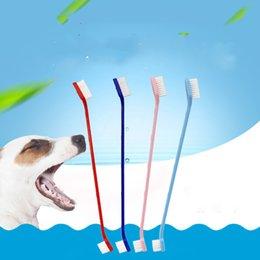 $enCountryForm.capitalKeyWord Australia - Pet Supplies Cat Puppy Dog Dental Grooming Toothbrush Dog Health Supplies Color Random Send Dog Supplies
